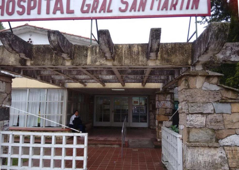 El oficialismo se abstuvo de votar el cese de la intervención del hospital