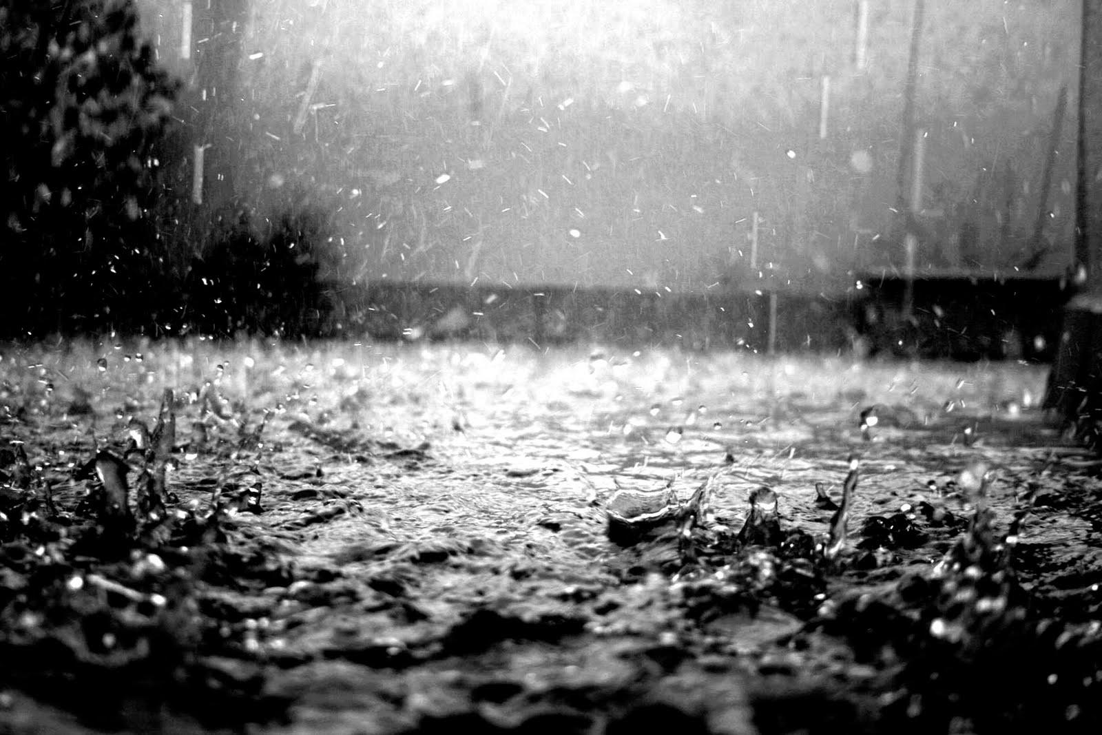 Intensas lluvias en toda la región