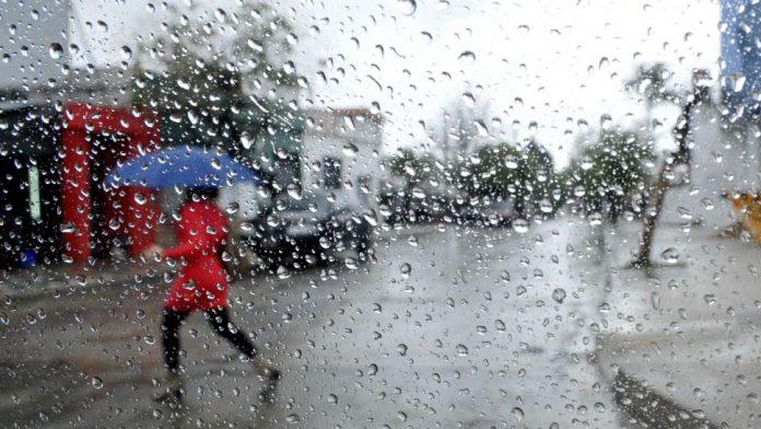 Pronostican una semana de lluvias en la zona